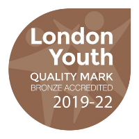 A London Youth Awards Bronze Accredited