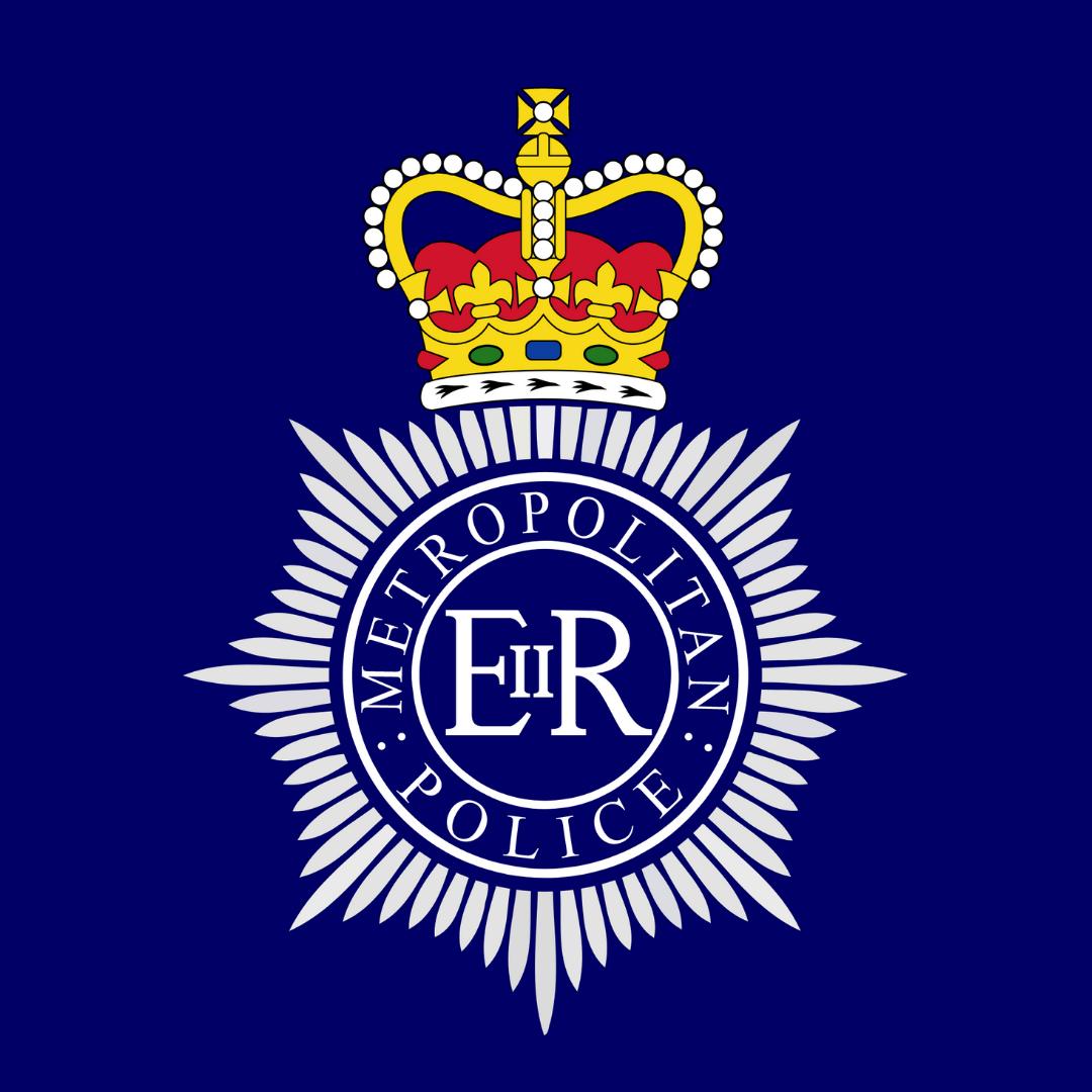 A metropolitan police