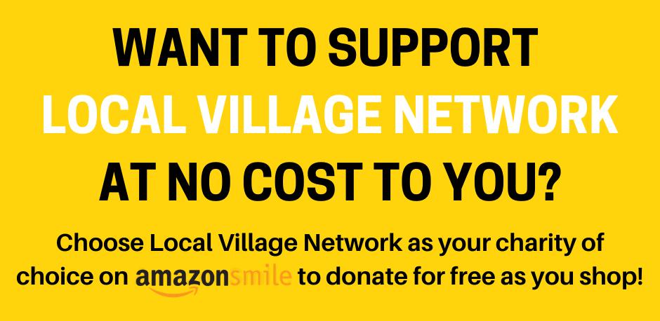 Local Village Network on Amazon Smile